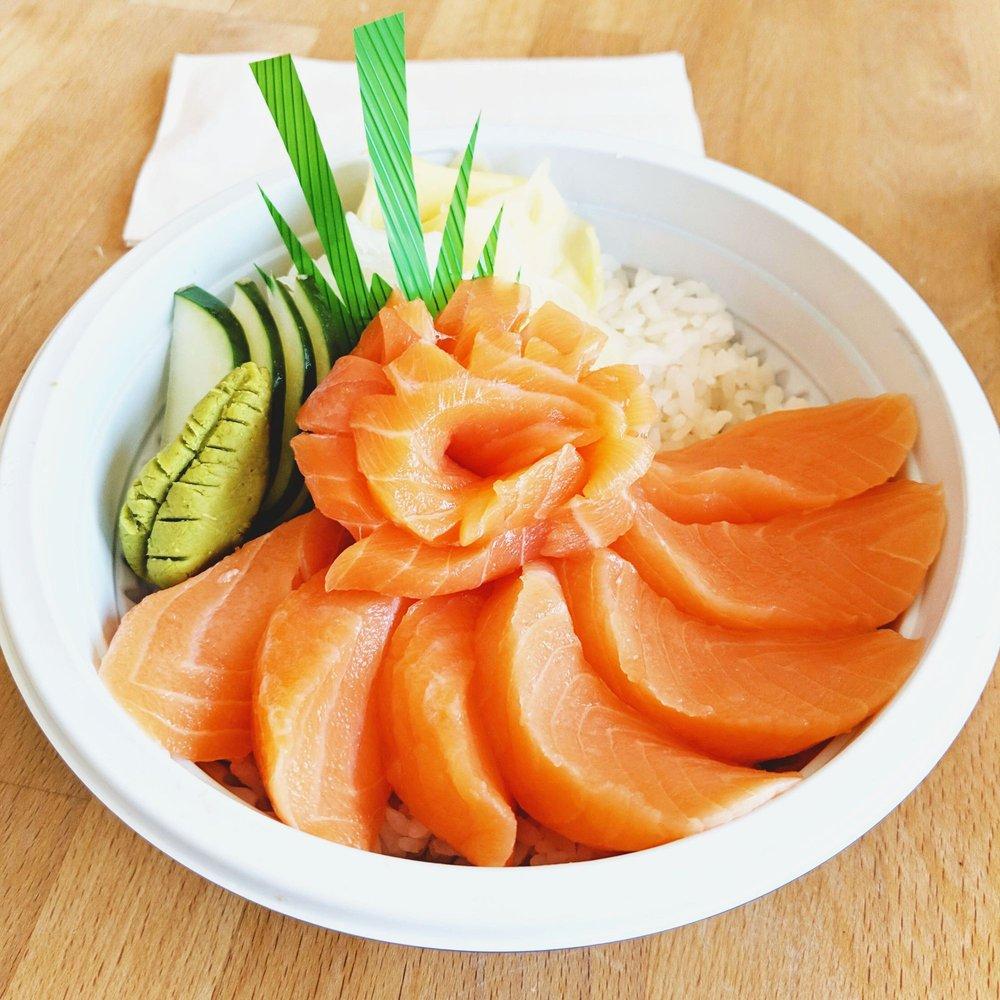 RAWR Sushi: 6332 Springfield Plz, Springfield, VA