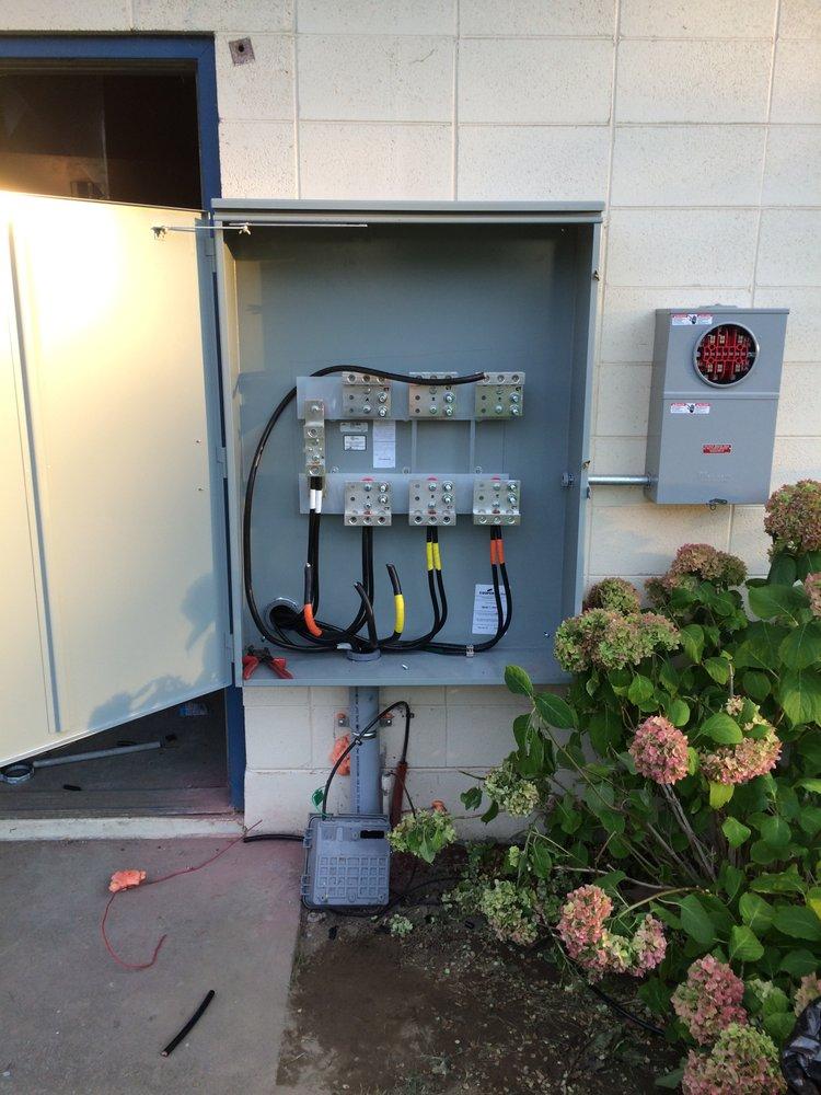 Falcon Electric: Pasco, WA