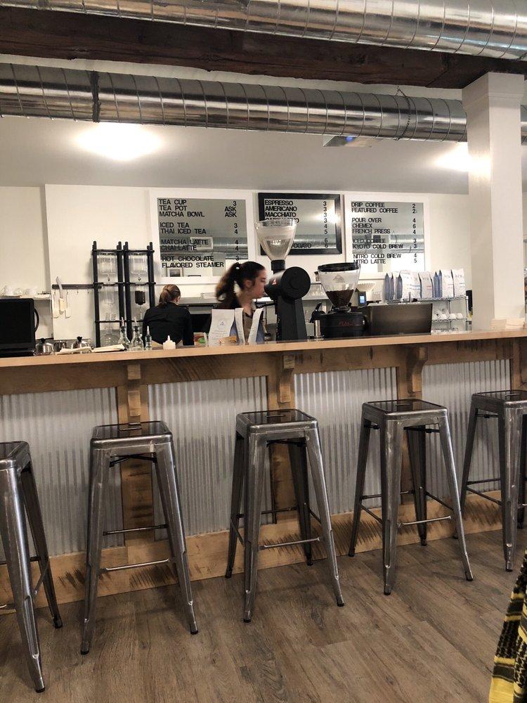 Highwheeler Coffee: 84 Canal St, Fort Plain, NY
