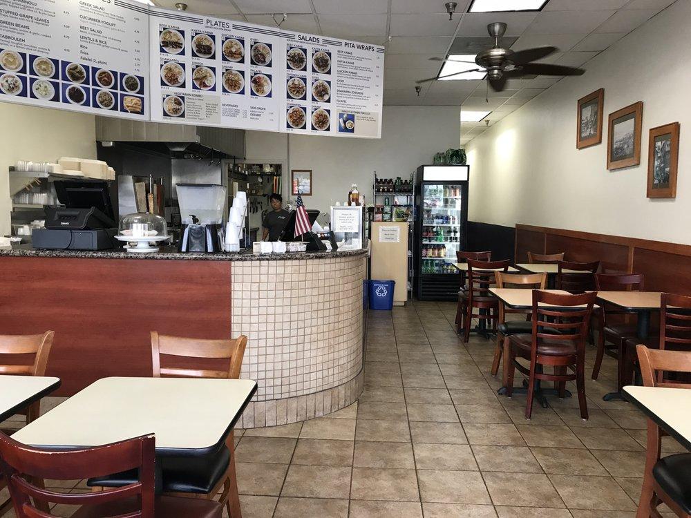 Blue Mediterranean Cafe Newport Beach Ca