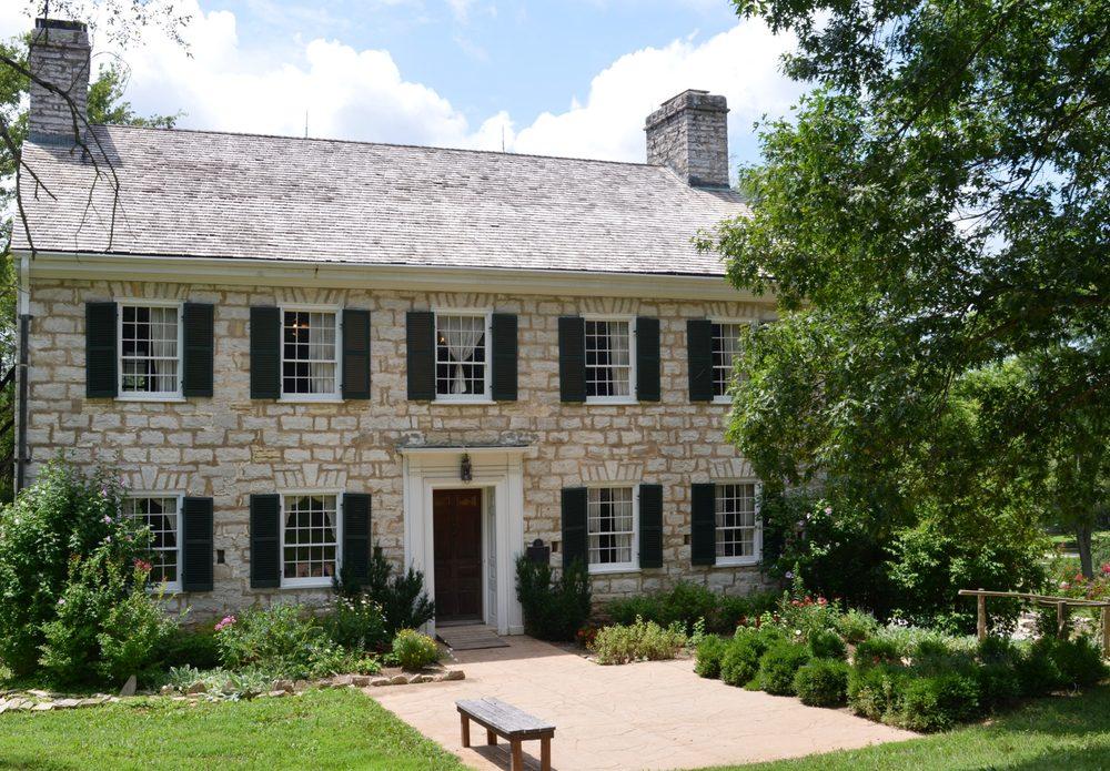 Historic Daniel Boone Home: 1868 Hwy F, Defiance, MO