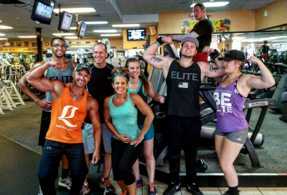 Clearwater Beach Fitness Clearwater, FL: 483 Mandalay Ave, Clearwater Beach, FL