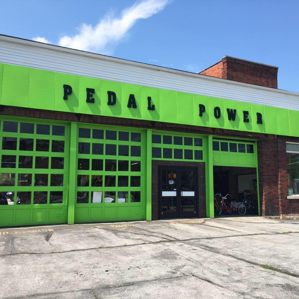 Pedal Power: 2514 Union Ave, Altoona, PA