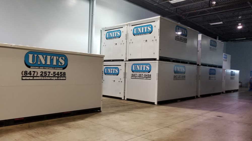 UNITS Moving & Portable Storage: 355 Hastings Dr, Buffalo Grove, IL