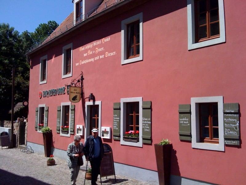 Zur Alten Unke - 14 Beiträge - Restaurants - Altkötzschenbroda 62 ...