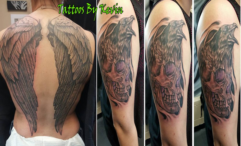 Firehouse Tattoos: 12740 Calumet Sag Rd, Crestwood, IL