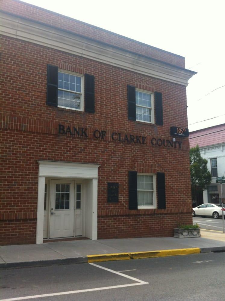 Bank of Clarke County: 2555 Pleasant Valley Rd, Berryville, VA