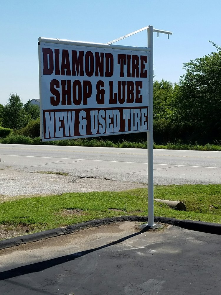 Diamond Tire Shop & Lube: Diamond, MO