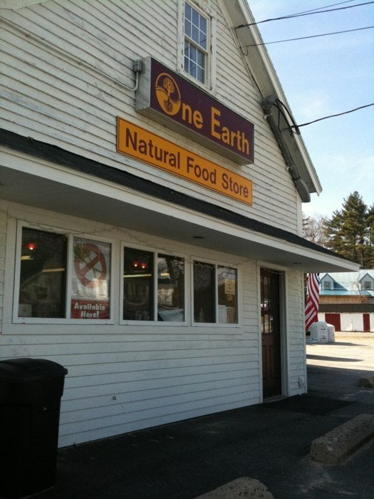 One Earth Natural Food Store Shapleigh Me