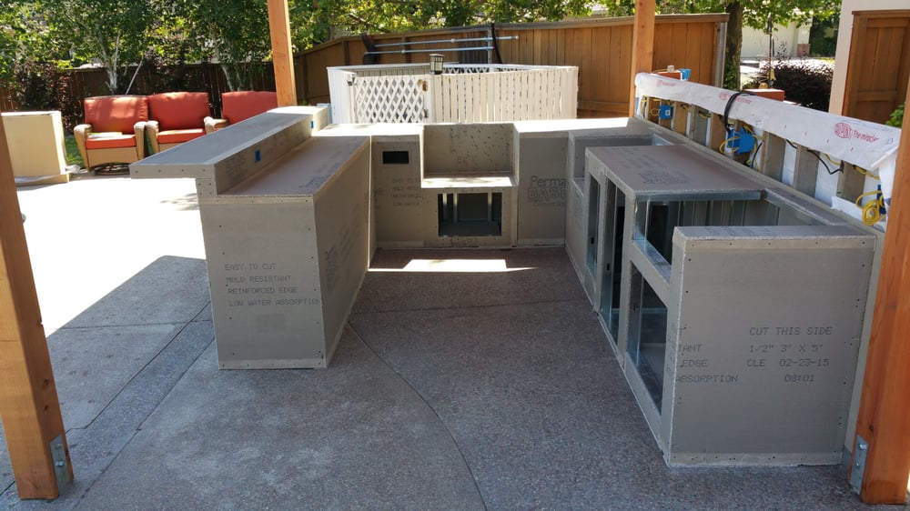 photo of creative outdoor kitchens el dorado hills ca united