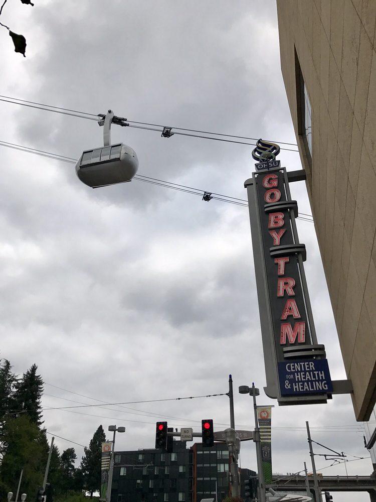 Portland Aerial Tram