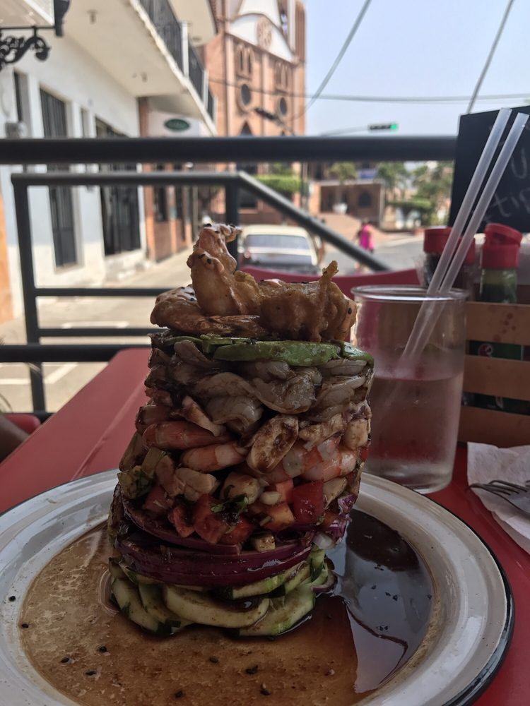 If you like ceviche or c cteles you must try this bomb for Cerrajeros arganda del rey