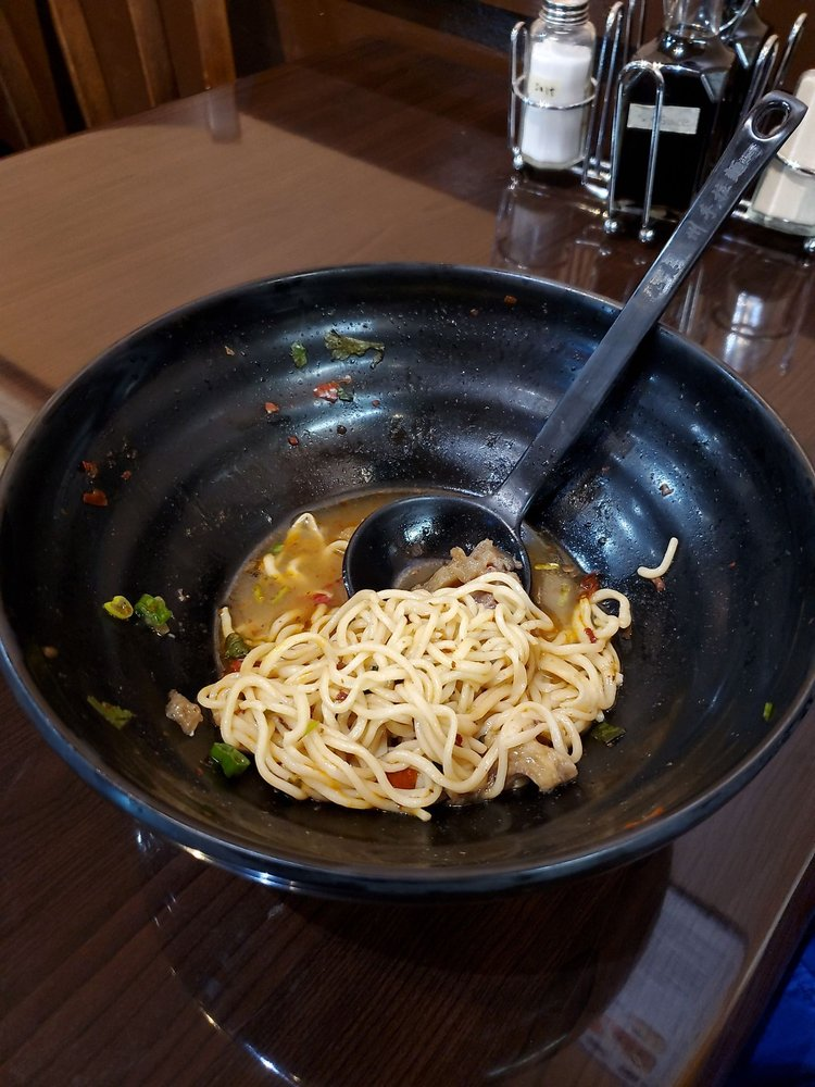 Ruyi Hand Pulled Noodle: 334 State St, Madison, WI