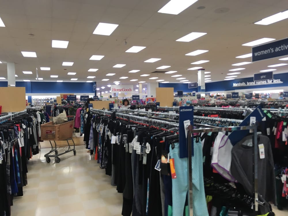 marshalls 10 reviews department stores 9876 rea rd
