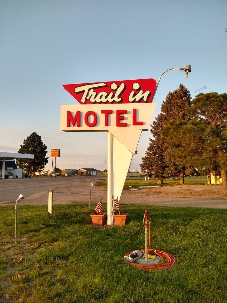 Trail Inn Motel: 500 US Hwy 40, Cheyenne Wells, CO