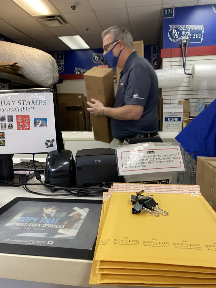 PostalAnnex+: 78206 Varner Rd, Palm Desert, CA