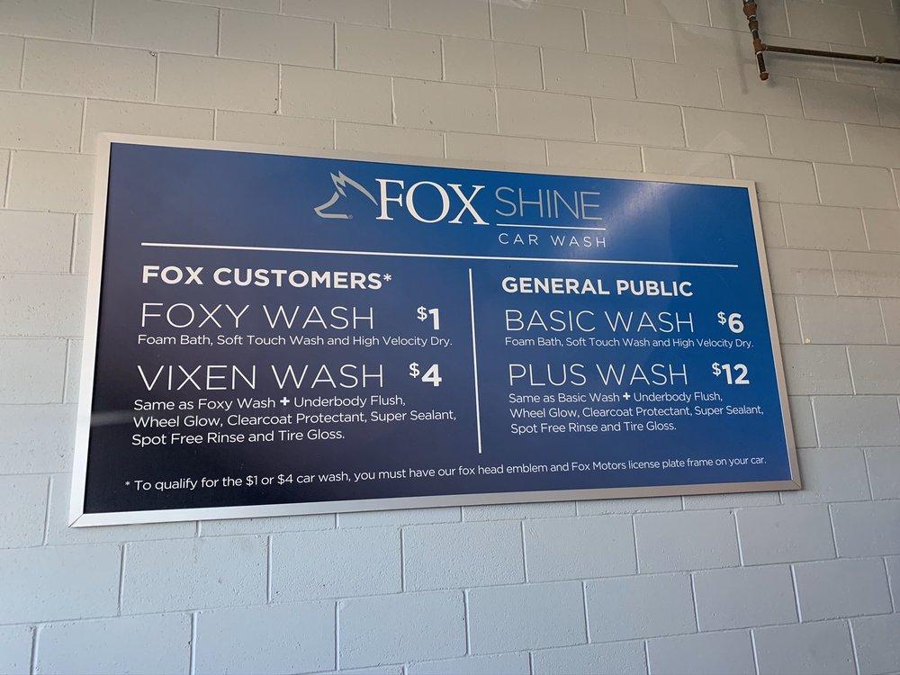 Fox Shine Car Wash: 3120 Broadmoor Ave, Grand Rapids, MI
