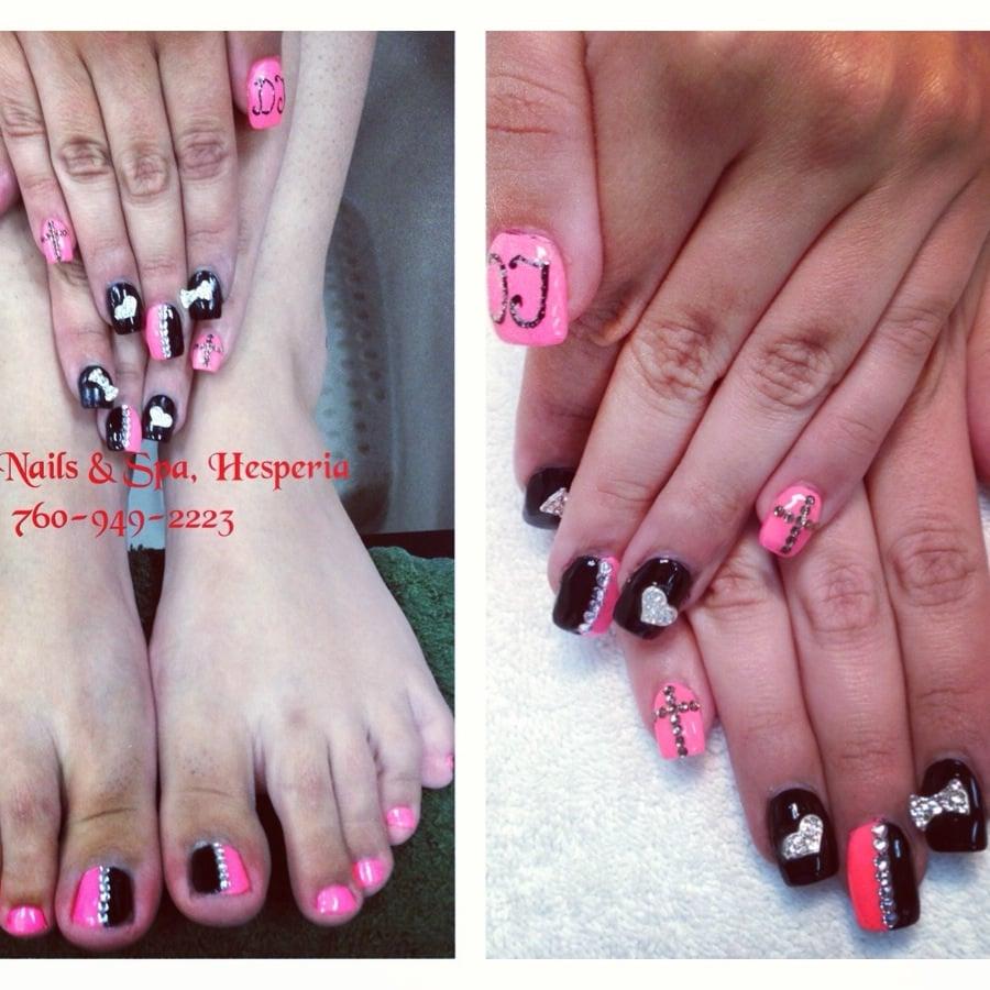 Paris nails spa 45 photos 23 reviews nail salons for 24 hour nail salon in atlanta ga