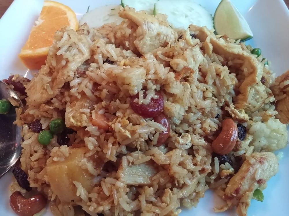 Pineapple Fried Rice Yelp