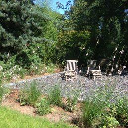 Marguerite ferry landscape gardeners avenue des villas for Jardin 400m2