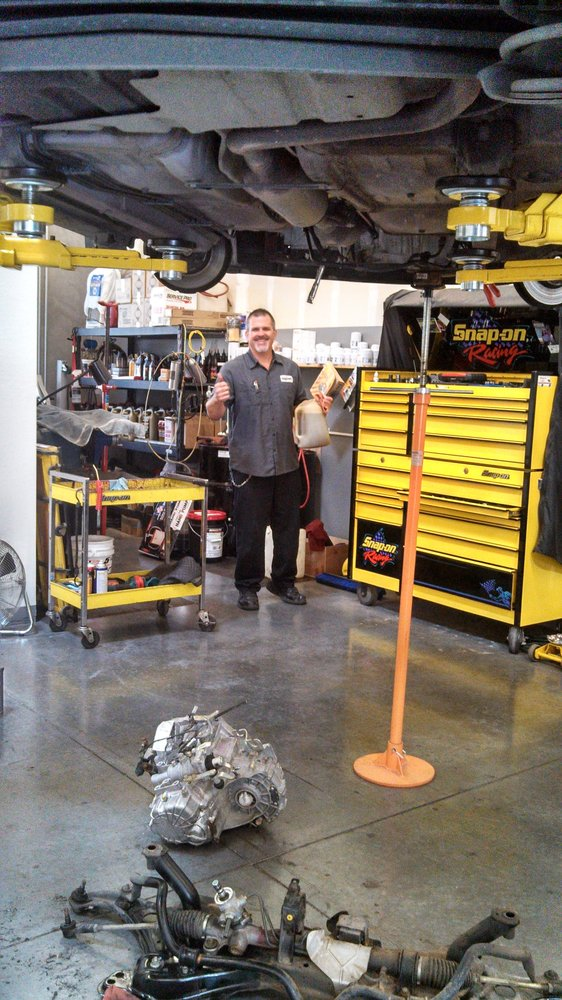 White s integrity auto repair auto repair 7931 e pecos for Electric motor repair mesa az