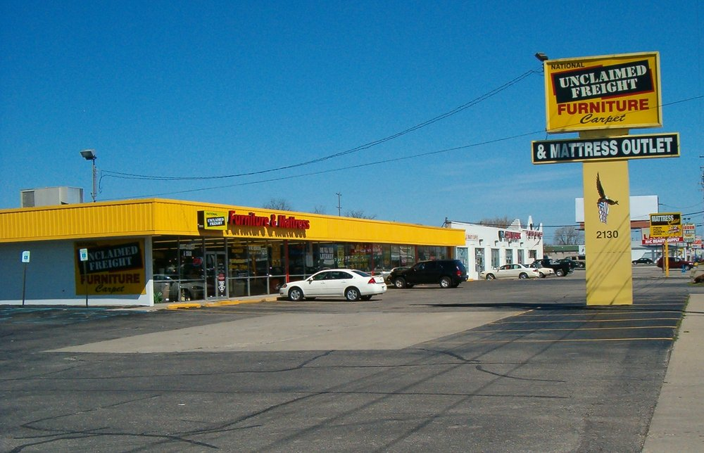 National Unclaimed Freight 10 Photos Furniture Stores 2130 S Dort Hwy Flint Mi United