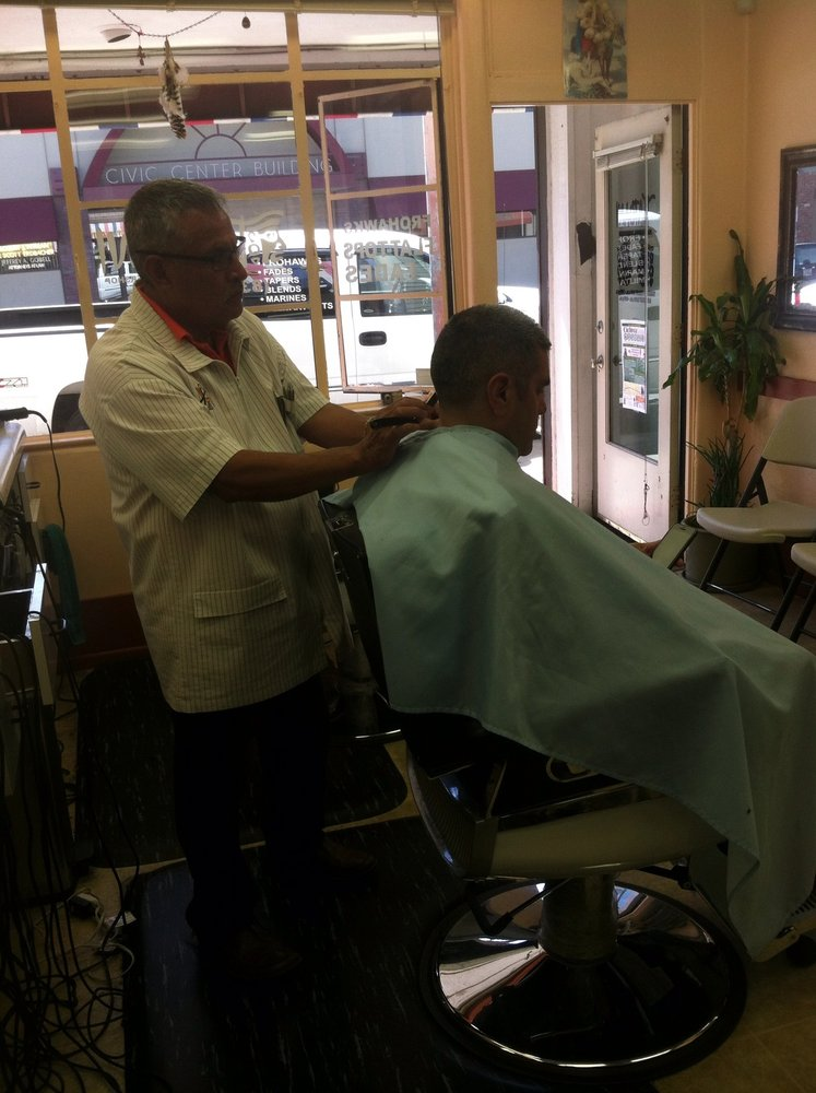 Barber Shop Denton Tx : Bald Fade Combover Appointment Only Los Angeles Ca United Sta Pictures ...