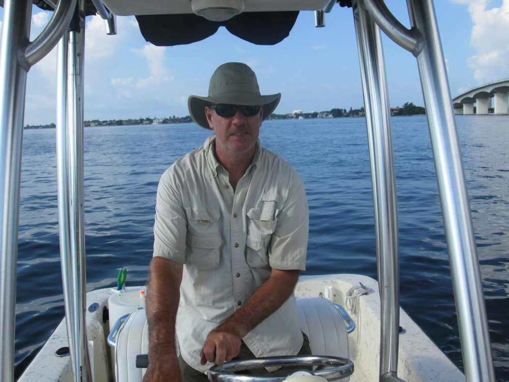 Sarasota bay fishing charters 16 photos boat charters for How much is a saltwater fishing license in florida