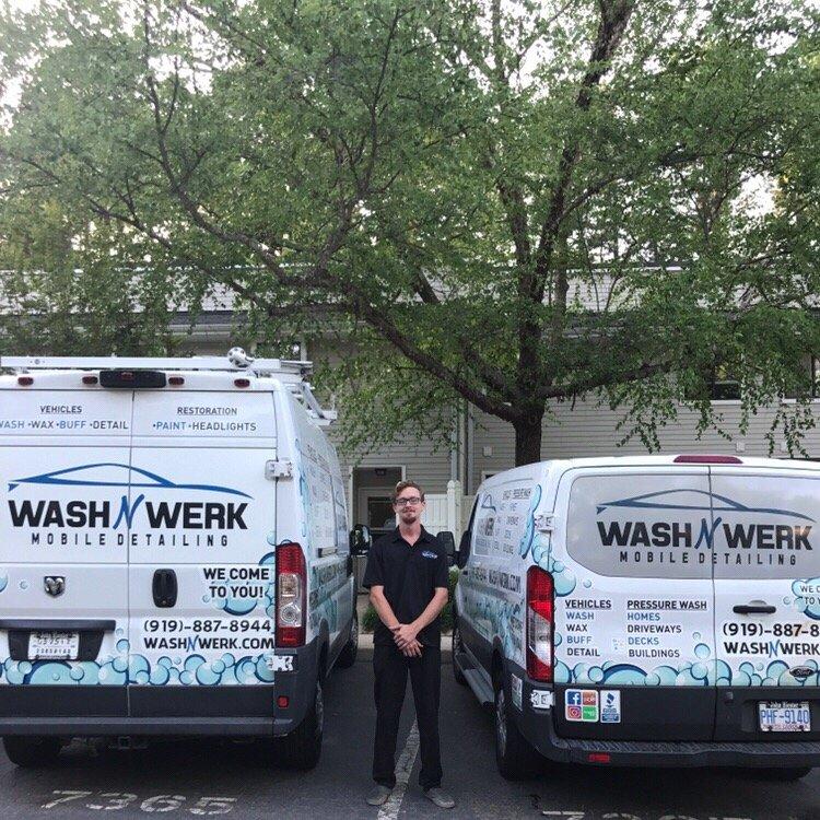 Wash N Werk Mobile Detailing