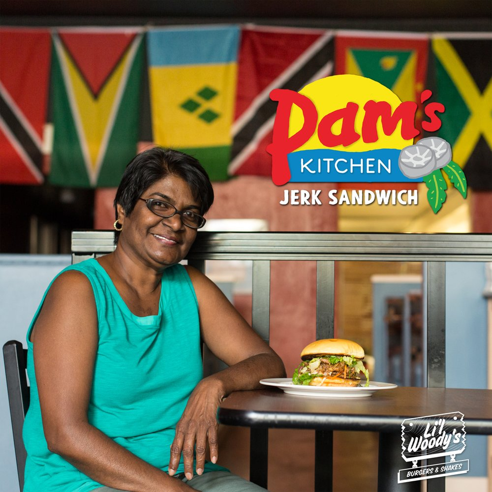 comment from pamela j of pams kitchen business owner - Pams Kitchen