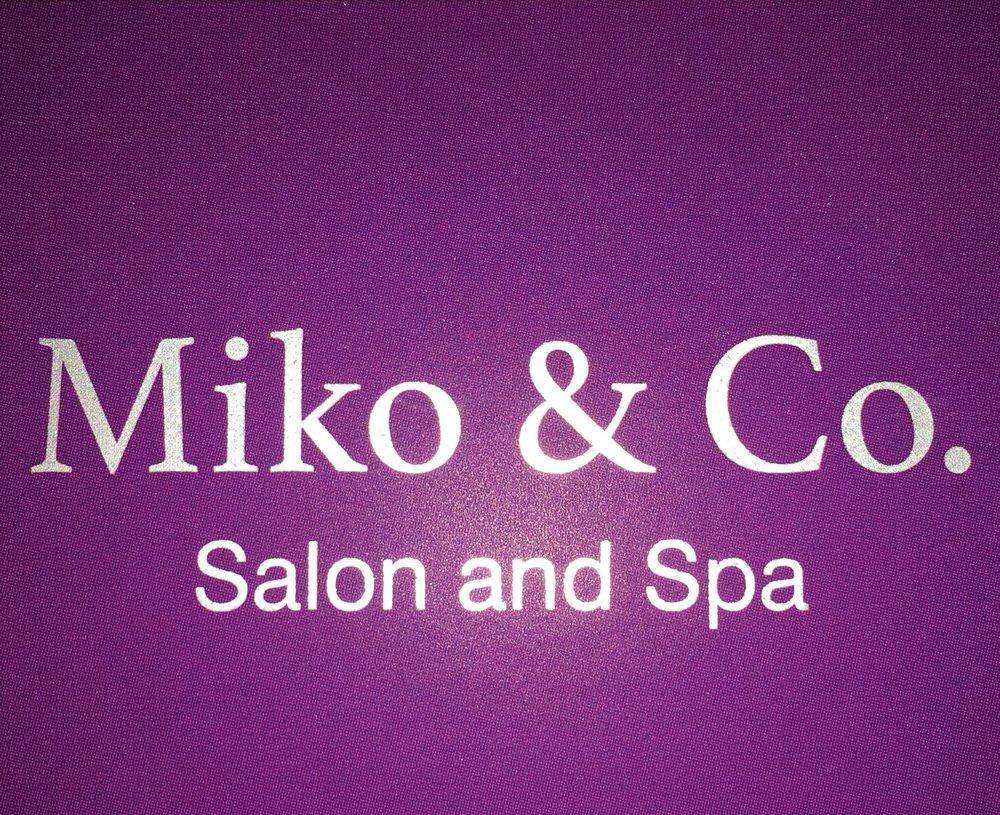 Miko co salon spa 11 photos 19 reviews nail salons for W salon and spa
