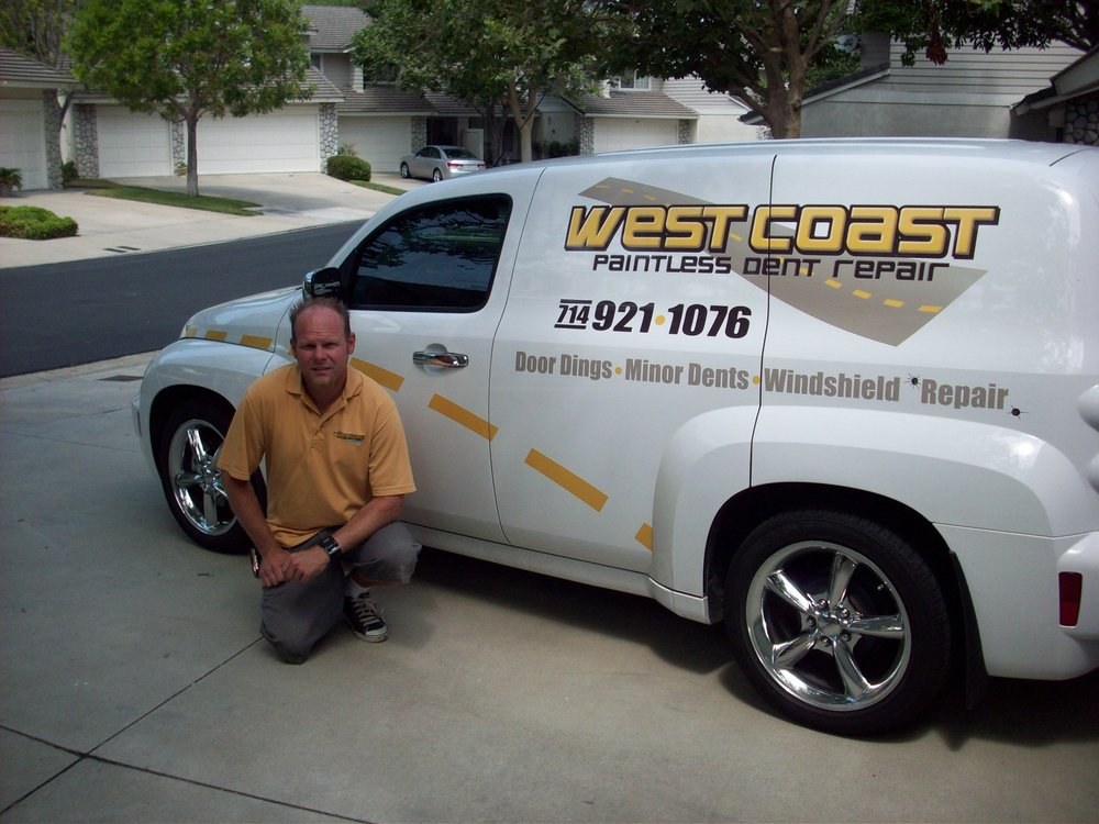 West Coast Paintless Dent Repair Amp Removal Body Shops