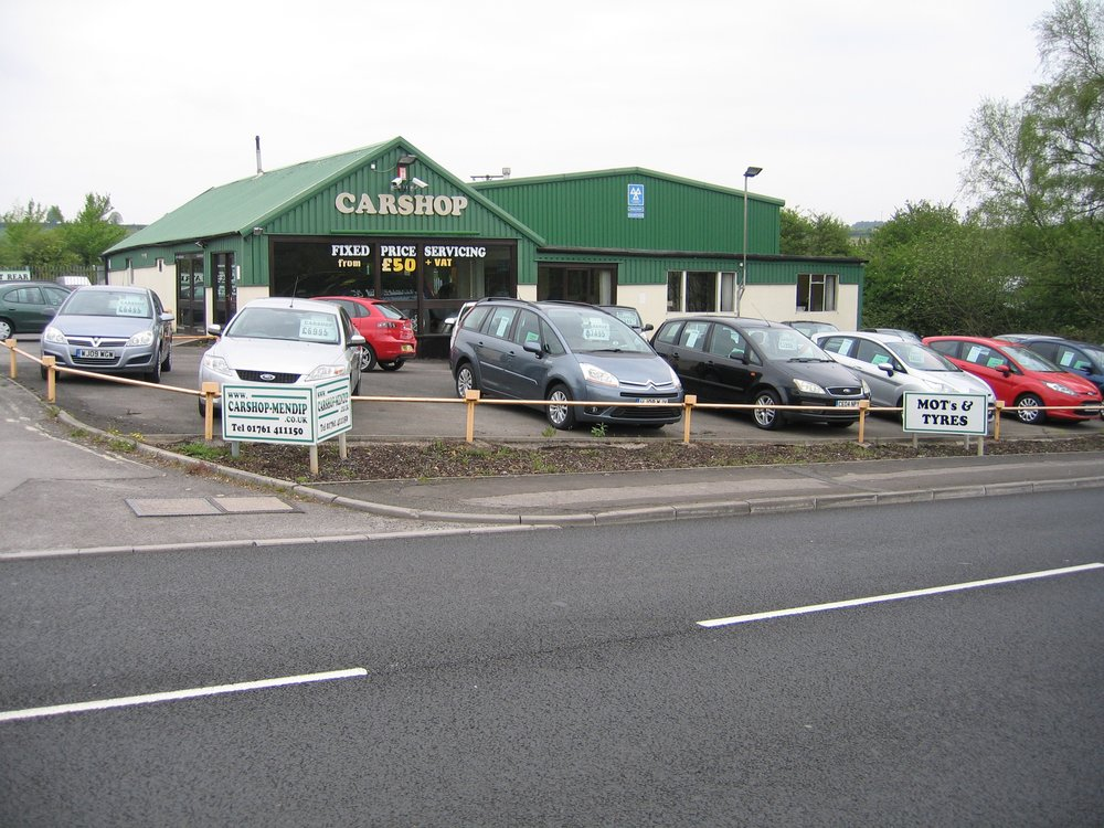 Used Car Dealers Radstock