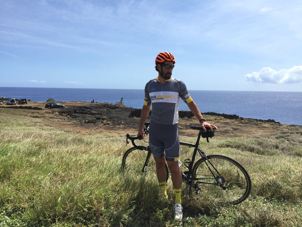 Big Island Bike Tours Candelario