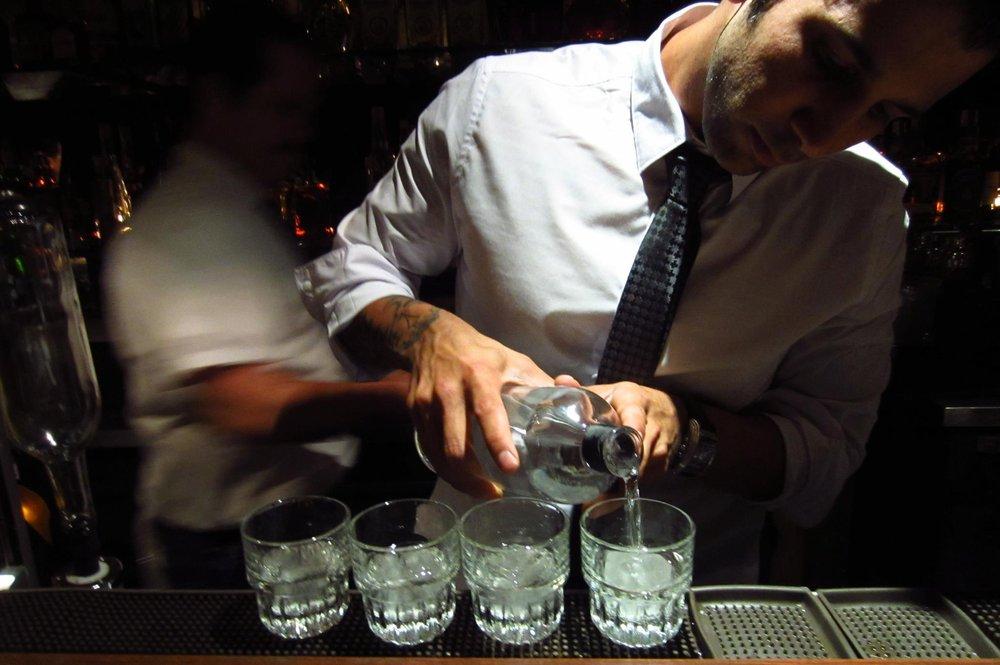 Barrel Aged Restaurant And Cocktail Bar Martinez Ca