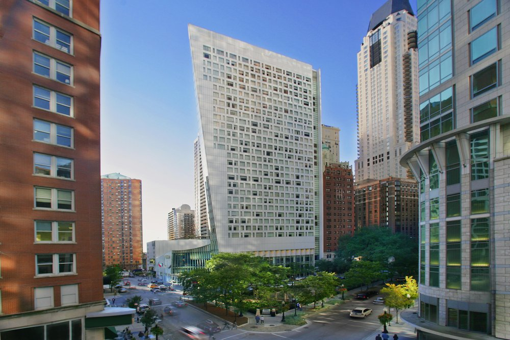 Parking Near Sofitel Hotel Chicago