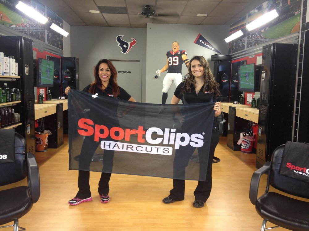 Sport Clips Haircuts Of Sawdust Rd 13 Photos 13 Reviews