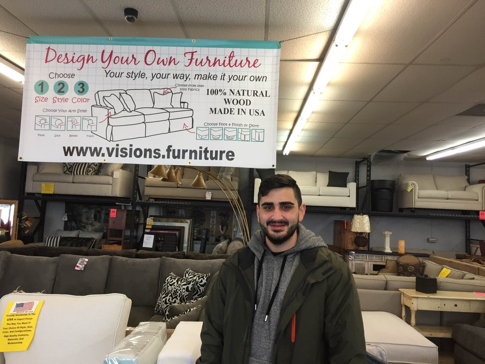 Image result for visions in furniture inc images