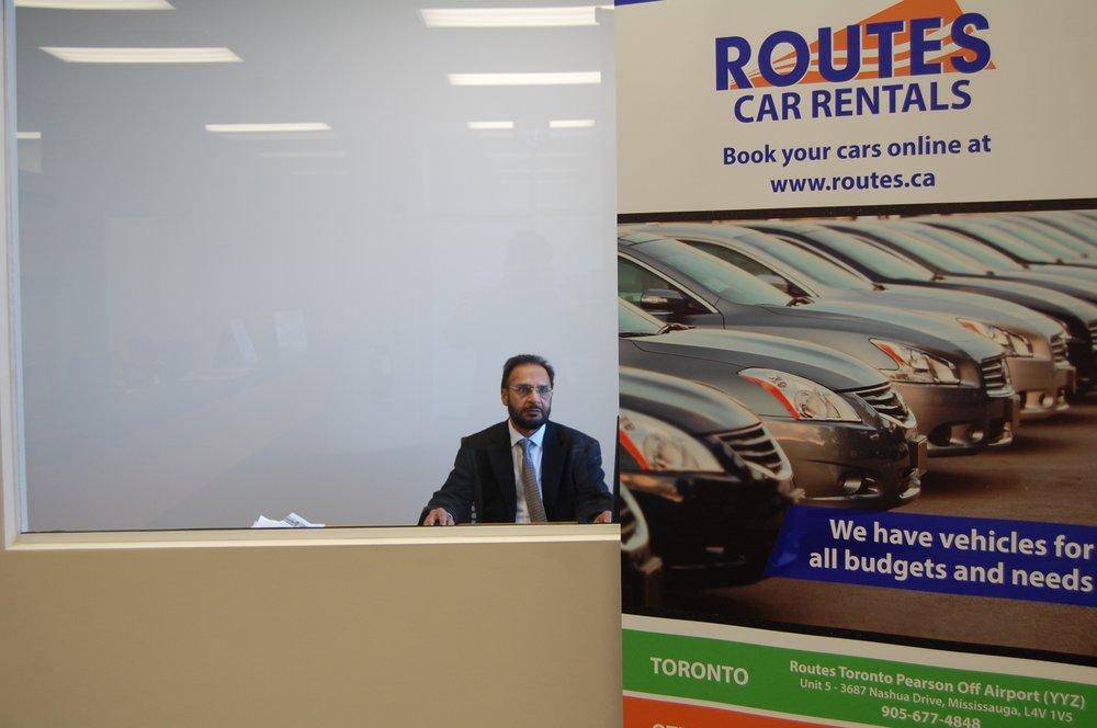 Routes Car Rental Calgary Review