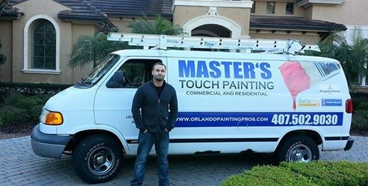Masters Touch Painting Orlando