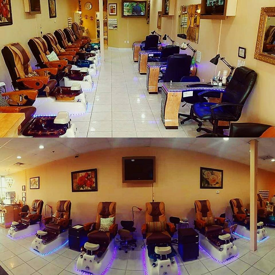 Magic Nails & Spa - 70 Photos & 30 Reviews - Nail Salons - 3916 ...