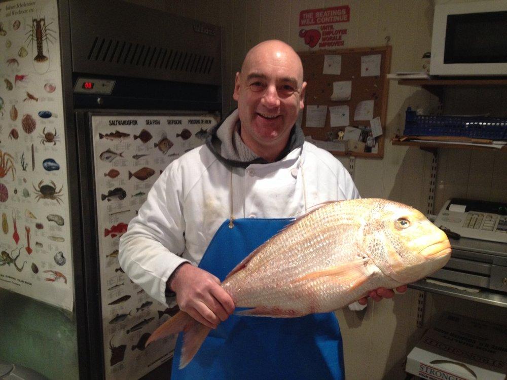 Hampstead Seafoods Uk Seafood Markets 78 Hampstead