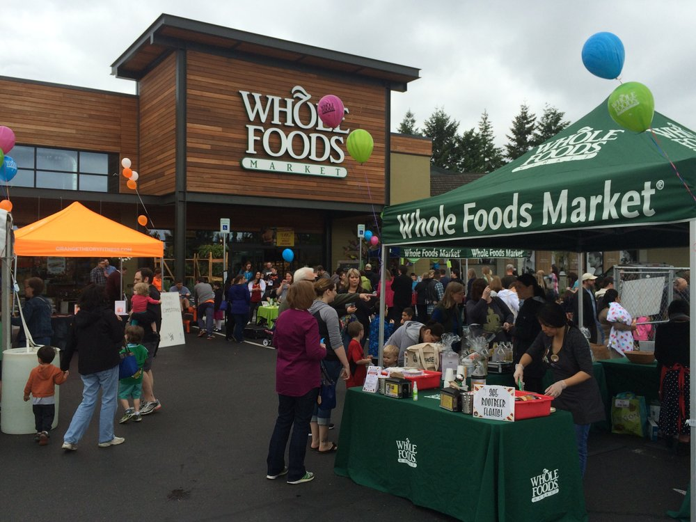 Whole Foods  Sw Scholls Ferry Rd Tigard Or