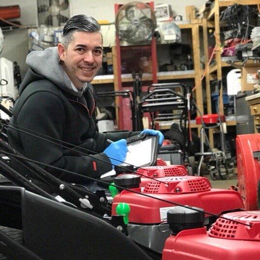 Blunard S Lawn Mower Repair 10 Reviews Farm Equipment