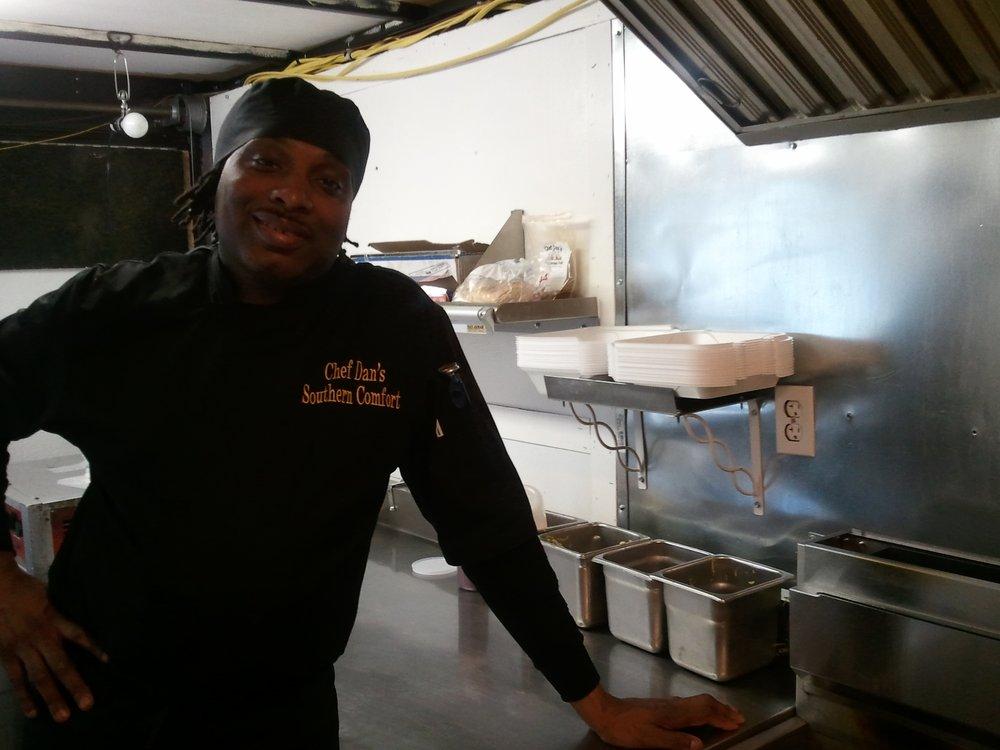 Chef Dan S Indy Food Truck Menu