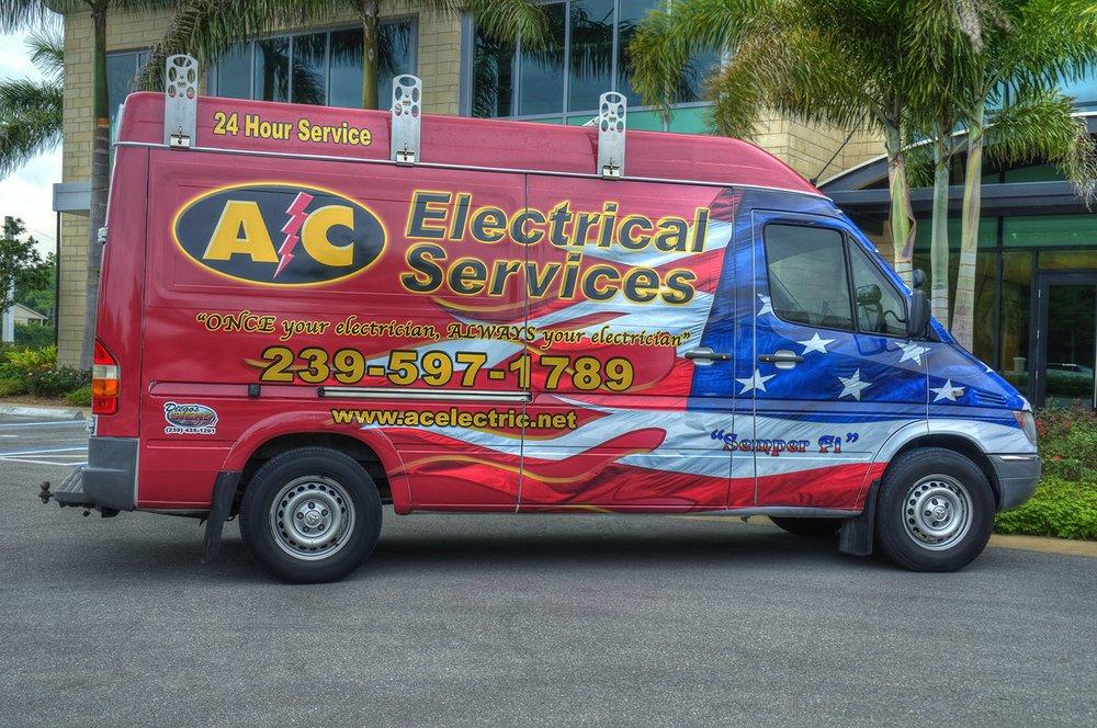 A C Electrical Services 20 Photos Electricians 1085