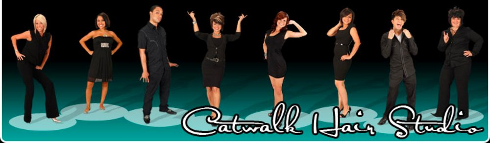 Catwalk hair studio 28 reviews hairdressers 1877 - The catwalk hair salon ...