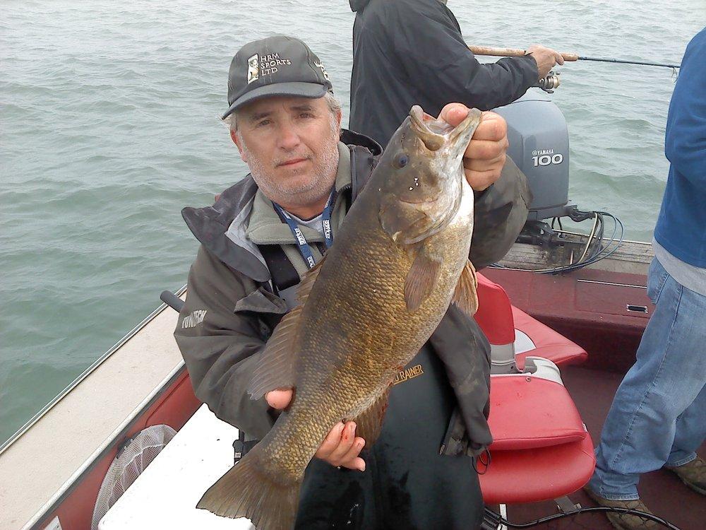 Niagara river guide service get quote fishing 2493 for Niagara river fishing report