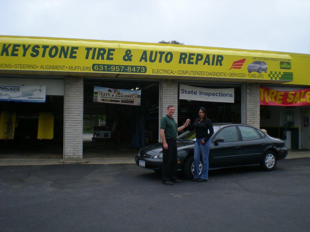 Keystone Tire Auto Repair Closed Tyres 195 E