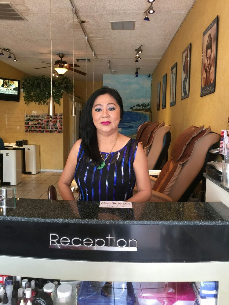 Pedicure Indian Rocks Beach Fl